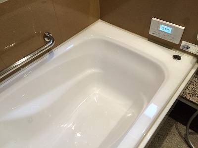 半身浴浴槽(足側)