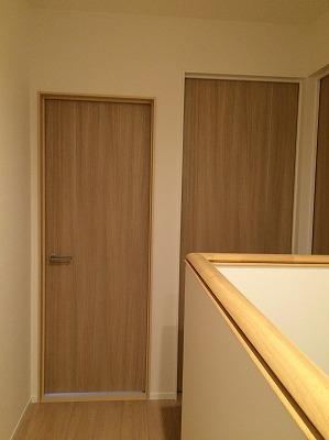 和室のドア