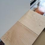 新フローリング「ライブナチュラル」シリーズと、一条工務店の建具との相性