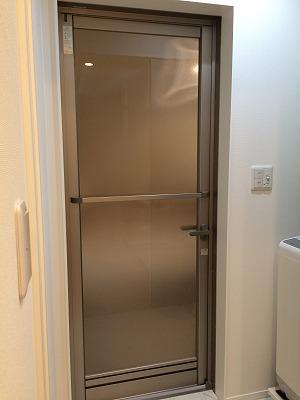 お風呂のドア