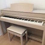 おしゃれな電子ピアノ「ヤマハ クラビノーバ CLP-545」は本当におすすめ!