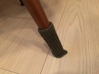 イス用靴下
