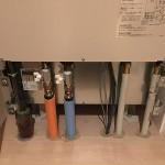災害時にサンポットの電気温水器からお湯を取り出す方法