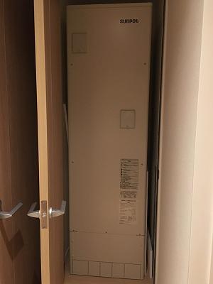 サンポット電気温水器