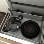 【収納】キッチンの引き出し内をご紹介!収納に使用したアイテムは?