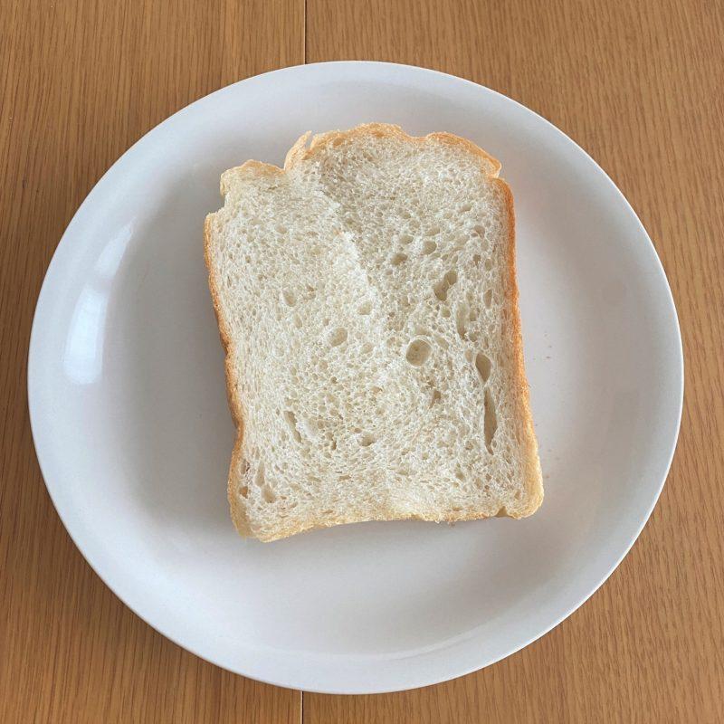 ホームベーカリーで作ったパン・ド・ミ